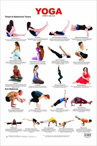 Buy Yoga Chart 4 Book Online At Low Prices In India