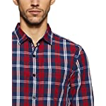 Amazon Brand – Symbol Men's Checkered...