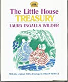 The Little House Treasury: Little House in the Big Woods/Little House on the Prairie/On the Banks of Plum Creek