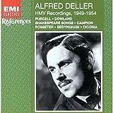 Alfred Deller: HMV Recordings, 1949-54