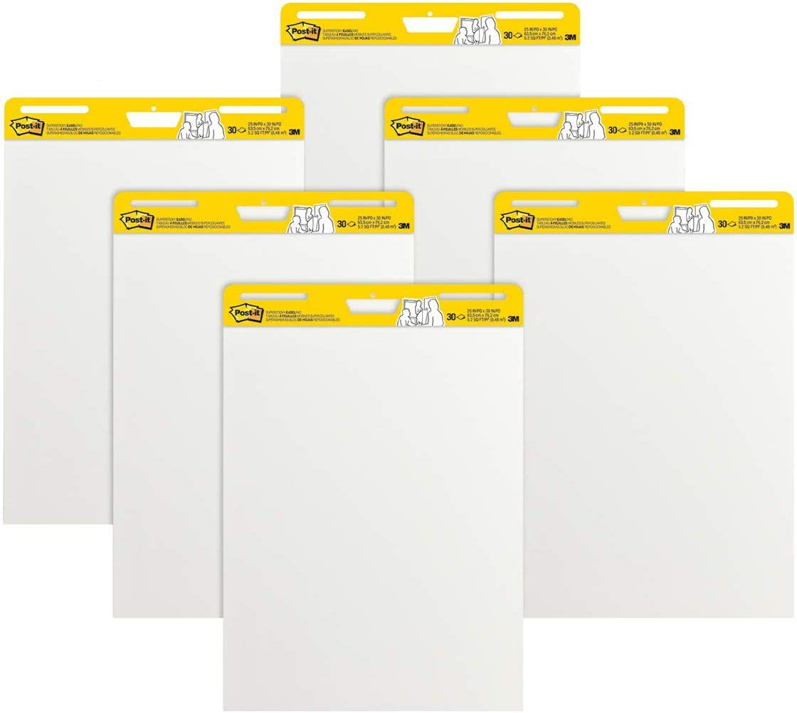 Post-It 559 - Sticky Pack: Bloc de papel para rotafolio ...