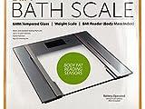 bulk buys OS163 2 in 1 Digital Bath Scale