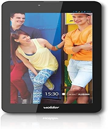 Wolder 599371031 - Tablet Alabama con Quad Core, 1gb, 8gb, 7 ...