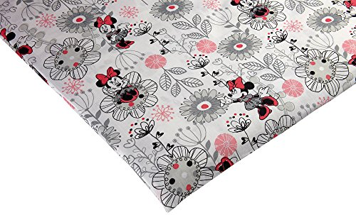 Disney Minnie Mouse Pack N Play Playard Sheet