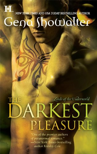 The Darkest Pleasure book cover