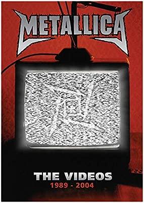 Metallica The Videos Alemania Dvd Amazones