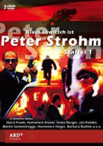 Peter Strohm - Staffel 1, Folgen 01-13 [Alemania] [DVD]