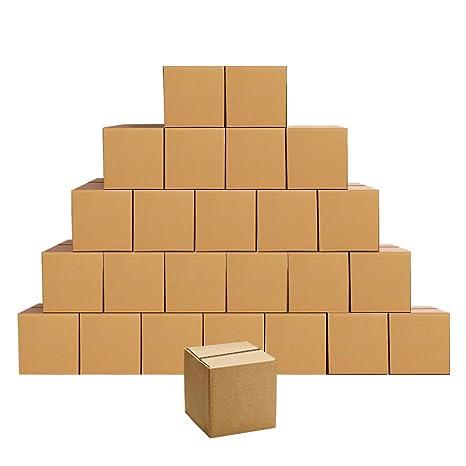 Amazon.com: EdenseeLake - Cajas de envío pequeñas: Office ...