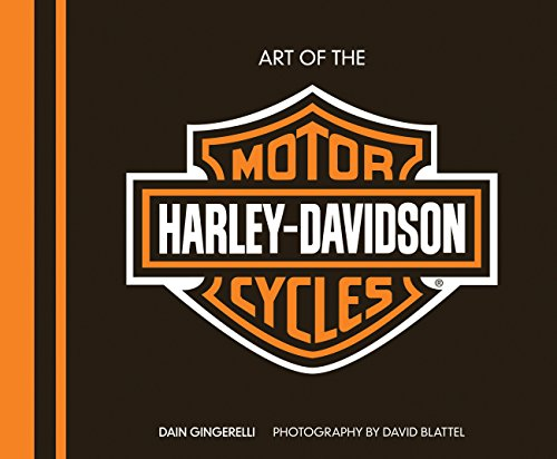New Harley Davidson Chopper - Art of the Harley-Davidson(R) Motorcycle - Deluxe Edition