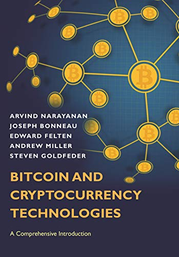 Bitcoin and cryptocurrency technologies book pdf