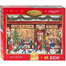 Coppenrath Unique Christmas Jigsaw Puzzle - Premium Made in England - The Chocolate Shop