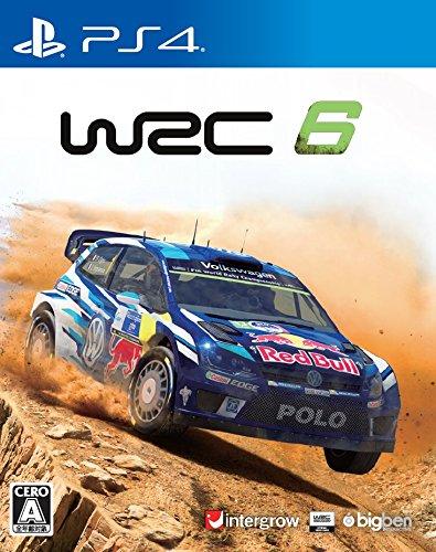 WRC 6 FIA ワールドラリーチャンピオンシップ