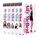 Ally McBeal: Seasons 1-5 Bundle [Region 2]