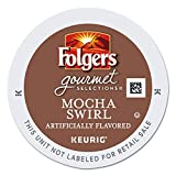 Folgers Mocha Swirl K-Cup for Keurig Brewers, 96-Count