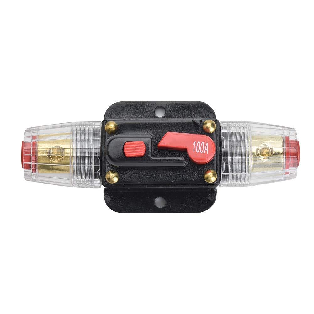 Sicherungshalter Qiorange B967 Einbauzubehör für Fahrzeugelektronik