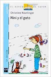 Mini y el gato (Barco de Vapor Azul): Amazon.es