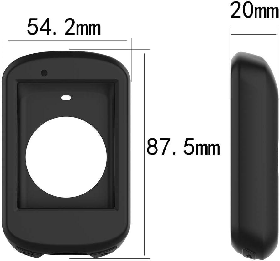 Silicone Case Protective Cover Shell for Garmin Edge 530 GPS Bike Computer