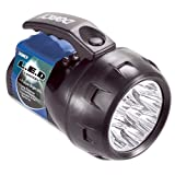 Dorcy 41-1047 4AA 9 LED Lantern with Batteries, Assorted Colors
