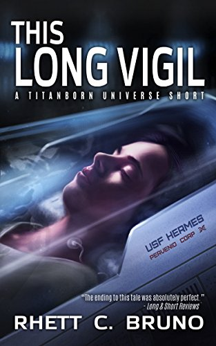 book cover of This Long Vigil
