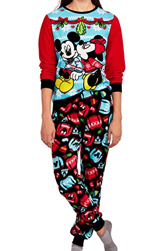 Disney Minnie & Mickey Pajamas