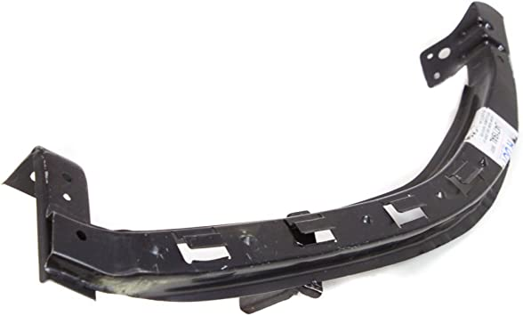 New Driver Side Bumper Retainer Kit Black For Acura TL AC1026101 2004-2008