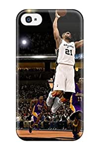 Durable Case For The Iphone 4/4s- Eco-friendly Retail Packaging(tim Duncan)