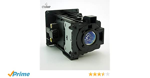 LT260 50023919 Replacement Lamp with Housing Compatible with Projector NEC HT1000 LT260K LT-60LPK LT220 LT240K LT245 HT1100 LT240 GOLDENRIVER LT-60LP