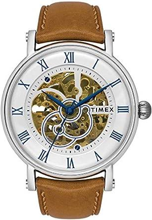 Timex Automatic Men S Watch Tweg16700