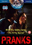 Pranks (Aka The Dorm That Dripped Blood) [DVD] cover.