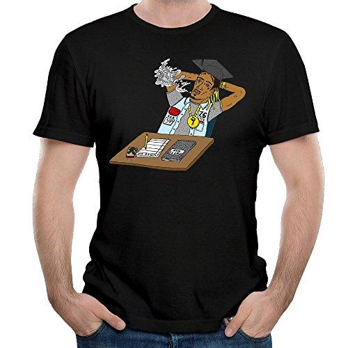 Mens Fetty Wap Wake Up My Way Trap Queen Cotton Tshirt