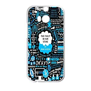 fault in our stars Phone Case for HTC One M8