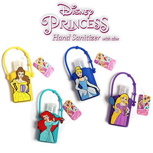 Official Disney Princess Hand Sanitizer with Aloe