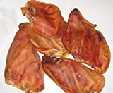 HDP Pig Ears Natural Dog Made in USA Case of 100, My Pet Supplies