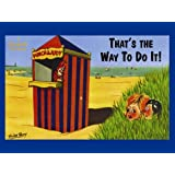 That's The Way To Do It! (Bamforth Gift Books)