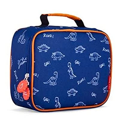 Cheeky Kids Insulated Kids Dinosaur Lunch Bag