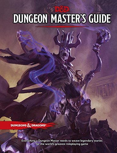 Dungeons And Dragons Dungeon Master (Dungeon Master's Guide (D&D Core Rulebook))
