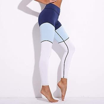 Saoye Fashion Polainas De Las Mujeres Impresas Costura Yoga ...