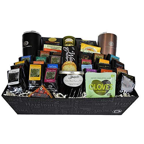 Coffee Beanery Premier Gift Basket