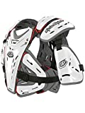 Troy Lee Designs 5955 Chest Body Guard-White-L