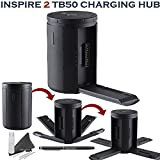 DJI Inspire 2 TB50 Battery Charging Hub Kit: Includes DJI Charging Hub for Inspire 2 TB50 Battery, eDigitalUSA Stylus Pen Cleaning Kit & Microfiber Cleaning Cloth