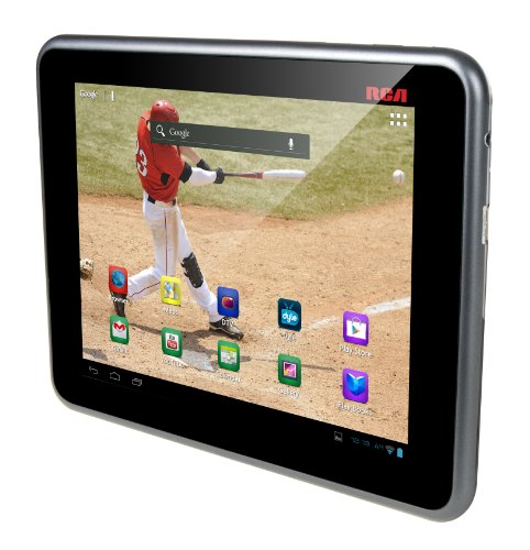 RCA DMT580DU Mobile TV 8 Inch 8GB Tablet (TV app download required) by RCA (Image #16)