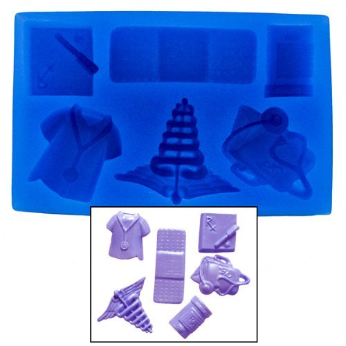 Medical Set Mold by First Impressions Molds by First Impressions Molds by First Impressions Molds