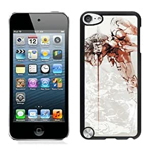 Metal Gear Black iPod Touch 5 Cellphone Case Personalized and Unique Design