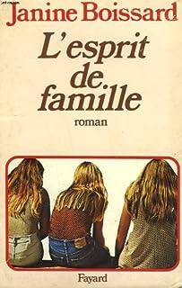 L'esprit de famille [01] : L'esprit de famille