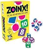 Gamewright Zoinx Dice Game