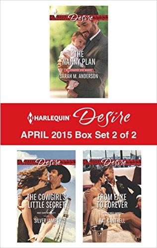 book cover of Harlequin Desire April 2015 - Box Set 2 of 2