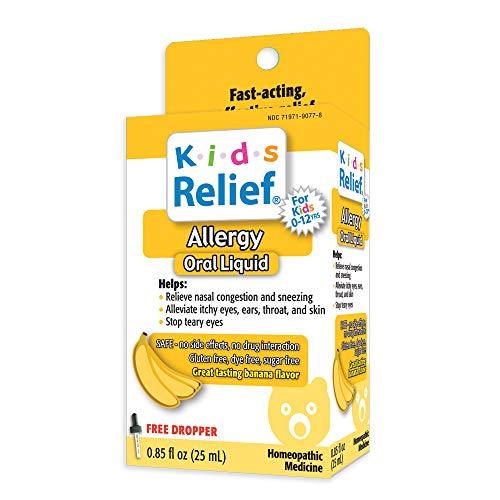 Kids Relief Allergy Solution Fluid
