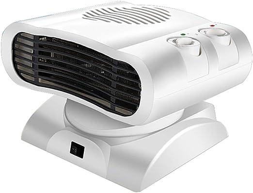 WCYHEATER Calentador, Eléctrico Ventilador De Radiador De ...