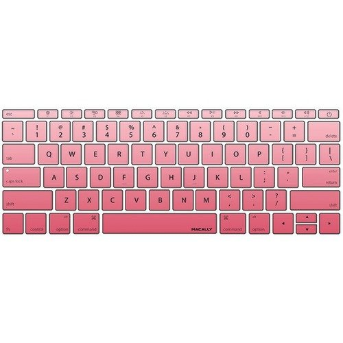 Macally Keyboard Protector for MacBook 2015 Edition (KBGUARDMGPKG)