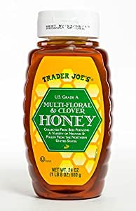 Trader Joe's Pure U.S. Grade A Clover Honey